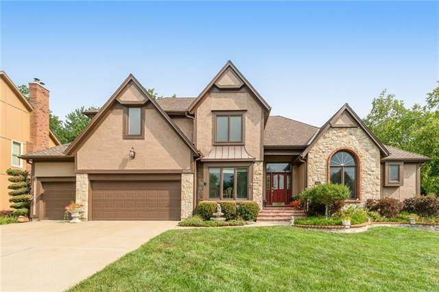 9206 W 140th Terrace, Overland Park, KS 66221 (#2338854) :: Tradition Home Group | Compass Realty Group