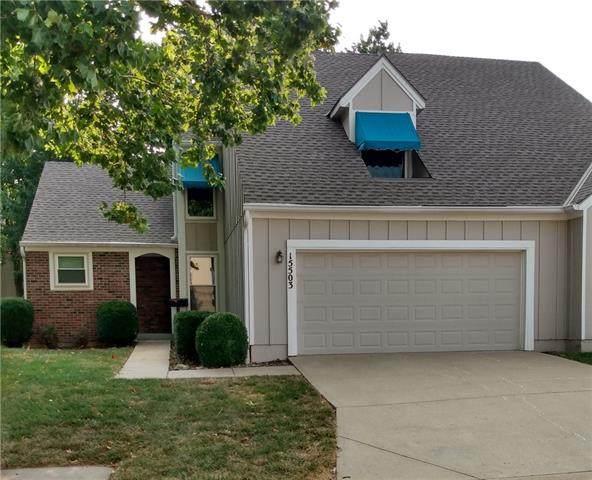 15503 Marty Street, Overland Park, KS 66223 (#2338887) :: Eric Craig Real Estate Team
