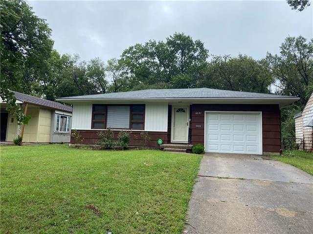 6641 South Benton Avenue, Kansas City, MO 64132 (#2338935) :: Five-Star Homes