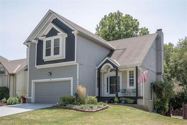 21523 W 122 Street, Olathe, KS 66061 (#2338960) :: Five-Star Homes