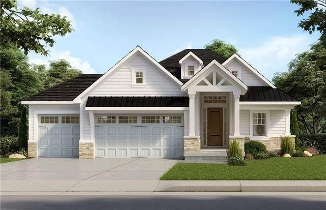 4724 NE Freehold Drive, Lee's Summit, MO 64064 (#2338968) :: Ron Henderson & Associates