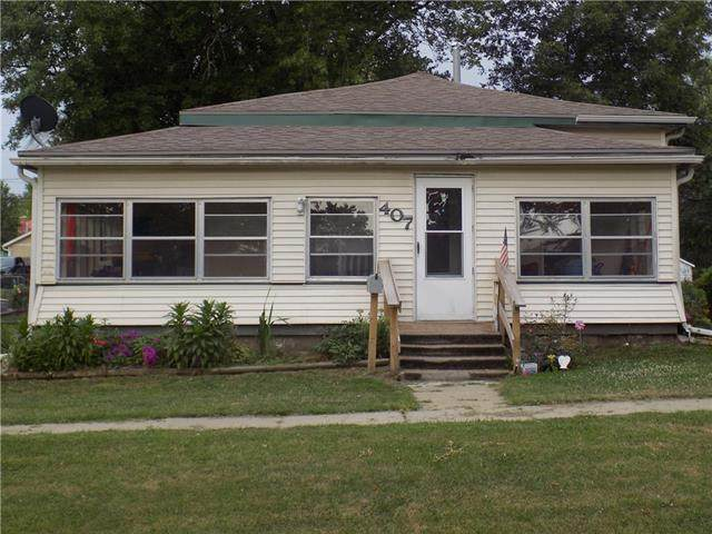 407 W 6th Street, Cameron, MO 64429 (#2338995) :: Ron Henderson & Associates