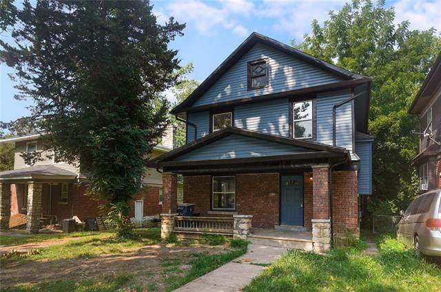 4418 Forest Avenue, Kansas City, MO 64110 (#2339045) :: Five-Star Homes