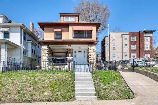3708 St John Avenue, Kansas City, MO 64123 (#2339167) :: Dani Beyer Real Estate