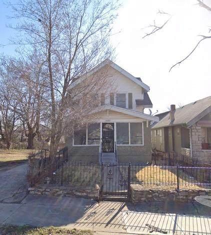 3605 Bales Avenue, Kansas City, MO 64128 (#2339264) :: Austin Home Team