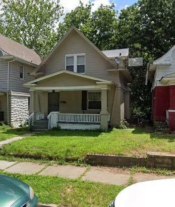1601 Elmwood Avenue, Kansas City, MO 64127 (#2339269) :: ReeceNichols Realtors