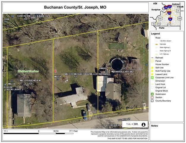 127 Tucker Street, St Joseph, MO 64504 (#2339538) :: Five-Star Homes