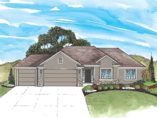 1907 Creek View Lane, Raymore, MO 64083 (#2339548) :: Dani Beyer Real Estate