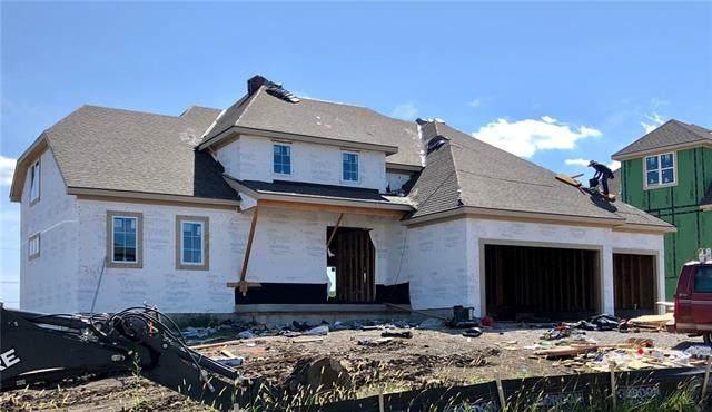 3607 W 158th Terrace, Overland Park, KS 66224 (#2339901) :: Audra Heller and Associates