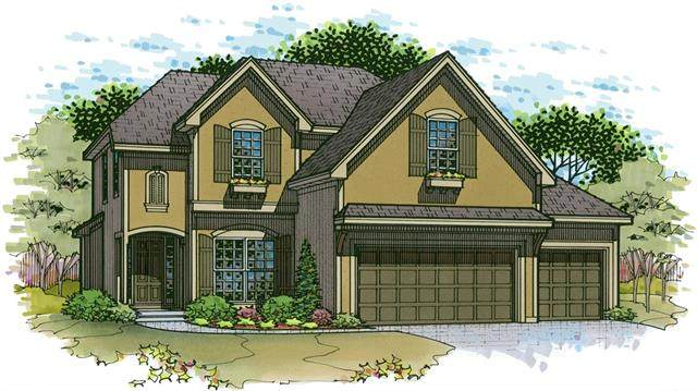 12537 S Sunray Drive, Olathe, KS 66061 (#2340082) :: Tradition Home Group | Compass Realty Group
