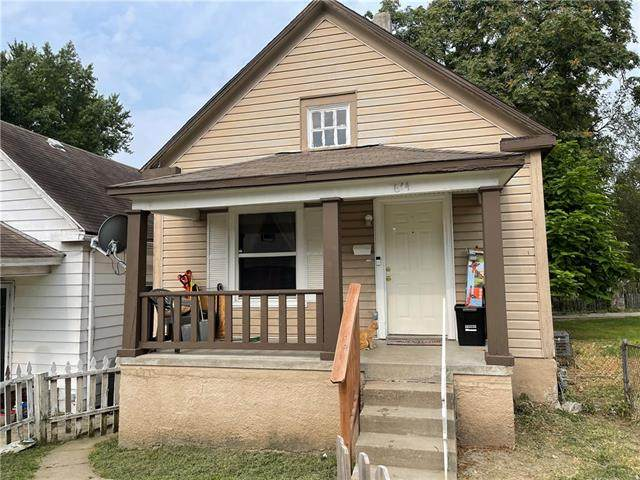 614 Norton Avenue, Kansas City, MO 64124 (#2340176) :: Ron Henderson & Associates