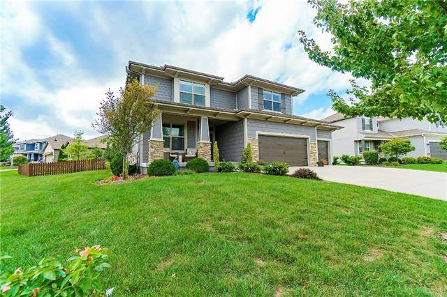 16414 S Brookfield Street, Olathe, KS 66062 (#2340597) :: Tradition Home Group | Compass Realty Group