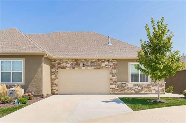16268 W 168th Place, Olathe, KS 66062 (#2340909) :: Ron Henderson & Associates
