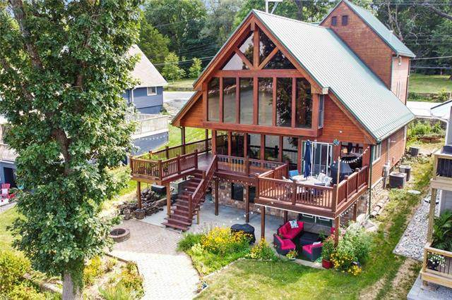 27 Beach Drive, Lake Tapawingo, MO 64015 (#2340926) :: Tradition Home Group | Compass Realty Group