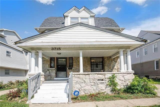 3715 Baltimore Street, Kansas City, MO 64111 (#2341101) :: Eric Craig Real Estate Team