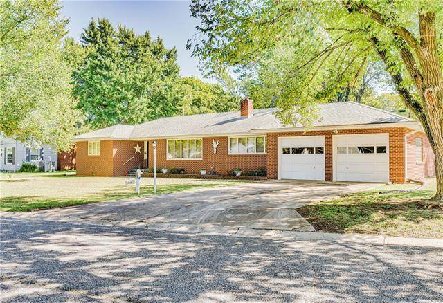 644 Marblecrest Terrace, Fort Scott, KS 66701 (#2341360) :: Tradition Home Group   Compass Realty Group