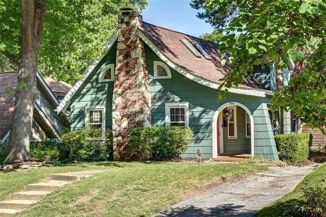306 E 70TH Terrace, Kansas City, MO 64113 (#2341423) :: Ask Cathy Marketing Group, LLC