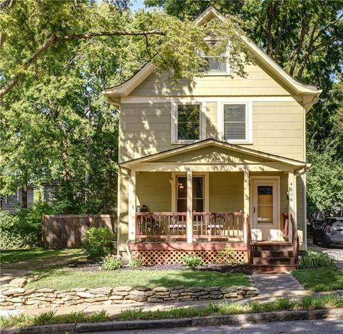 4606 Wyoming Street, Kansas City, MO 64112 (#2341780) :: The Kedish Group at Keller Williams Realty