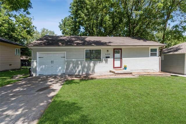 6404 W 82nd Terrace, Overland Park, KS 66204 (#2341931) :: ReeceNichols Realtors