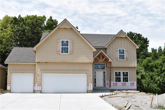 1036 E 14th Street, Kearney, MO 64060 (#2342040) :: Ron Henderson & Associates