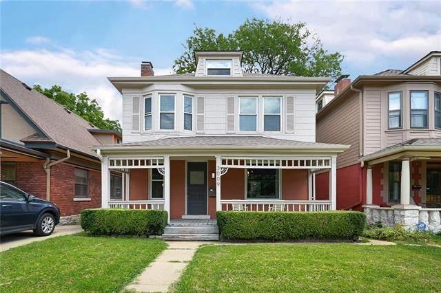 3009 Oak Street, Kansas City, MO 64108 (#2342041) :: The Kedish Group at Keller Williams Realty