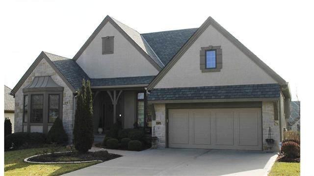 4753 W 151st Terrace, Leawood, KS 66224 (#2342312) :: The Gunselman Team