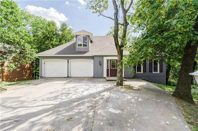 4032 NW Claymont Drive, Kansas City, MO 64116 (#2342333) :: Ron Henderson & Associates