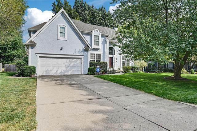 13211 Goddard Lane, Overland Park, KS 66213 (#2342349) :: Ask Cathy Marketing Group, LLC