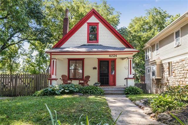 4024 Charlotte Street, Kansas City, MO 64110 (#2342431) :: Eric Craig Real Estate Team