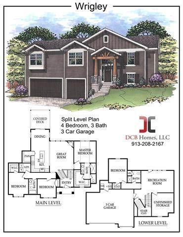 6104 NE 119th Street, Kansas City, MO 64156 (#2342510) :: Ron Henderson & Associates