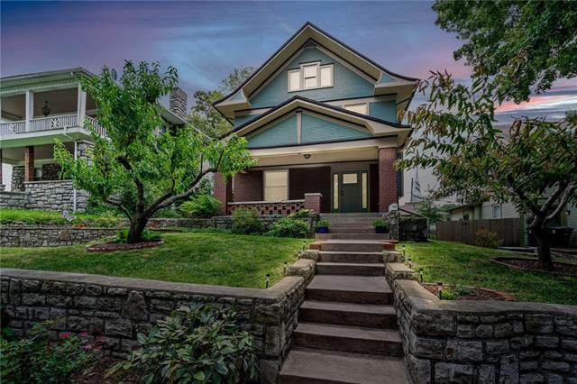 807 W Truman Road, Independence, MO 64050 (#2342828) :: Tradition Home Group   Compass Realty Group