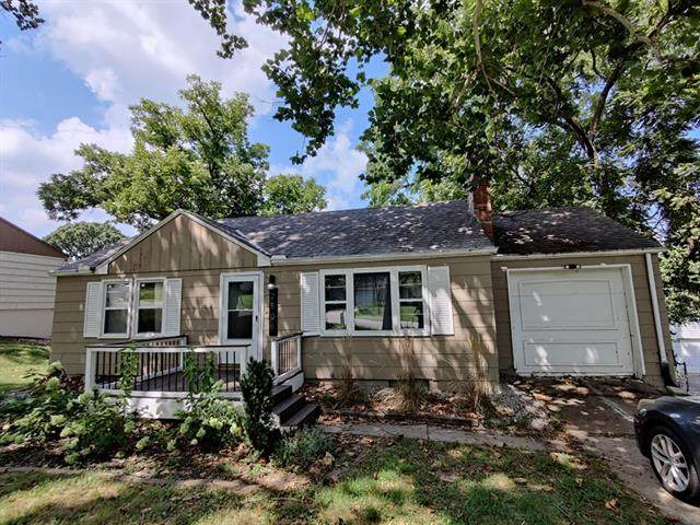 2508 NE 46th Terrace, Kansas City, MO 64116 (#2342872) :: Tradition Home Group   Compass Realty Group