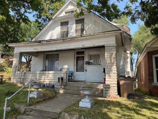 813 Kansas Avenue, Atchison, KS 66002 (#2342902) :: Team Real Estate