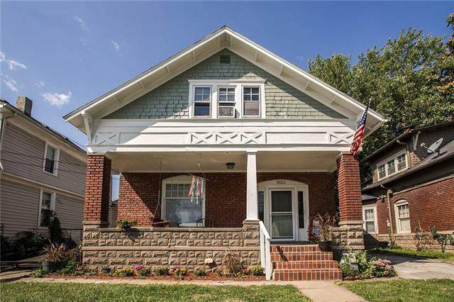 4322 Lloyd Street, Kansas City, KS 66103 (#2343029) :: Tradition Home Group | Compass Realty Group
