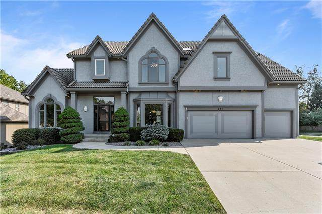 701 NE Silverleaf Place, Lee's Summit, MO 64064 (#2343270) :: Tradition Home Group | Compass Realty Group