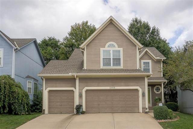 13805 S Mullen Street, Olathe, KS 66062 (#2343300) :: Ron Henderson & Associates