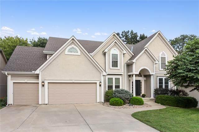 7811 NW Dalton Court, Kansas City, MO 64151 (#2343312) :: Ron Henderson & Associates