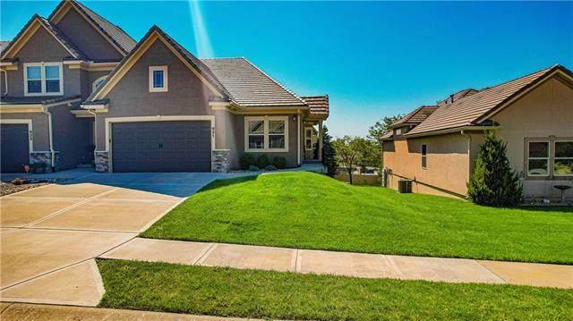 821 NE Lone Hill Drive, Lee's Summit, MO 64064 (#2343827) :: Dani Beyer Real Estate