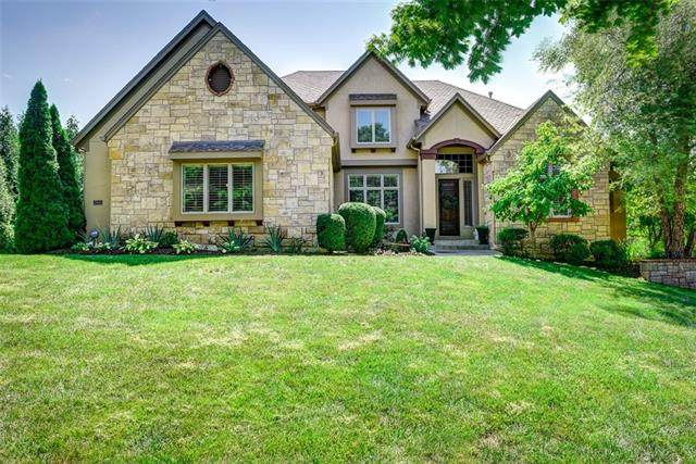 2801 W 139th Street, Leawood, KS 66224 (#2344114) :: Tradition Home Group   Compass Realty Group
