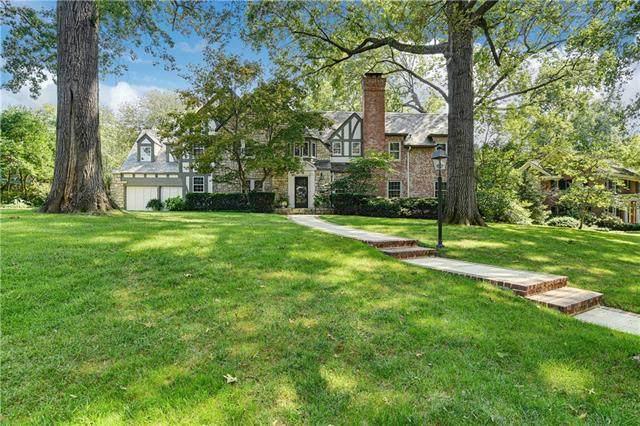 6101 High Drive, Mission Hills, KS 66208 (#2344223) :: Team Real Estate
