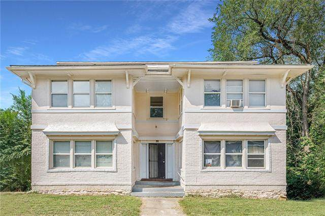 316 Bellaire Avenue, Kansas City, MO 64123 (#2344430) :: Ron Henderson & Associates