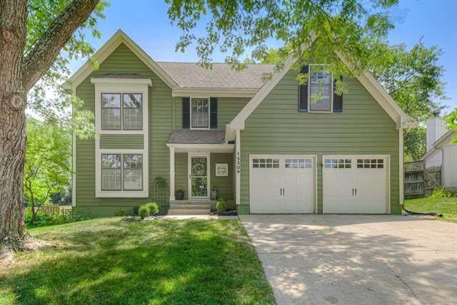 15509 W 81 Street, Lenexa, KS 66219 (#2344680) :: Ron Henderson & Associates