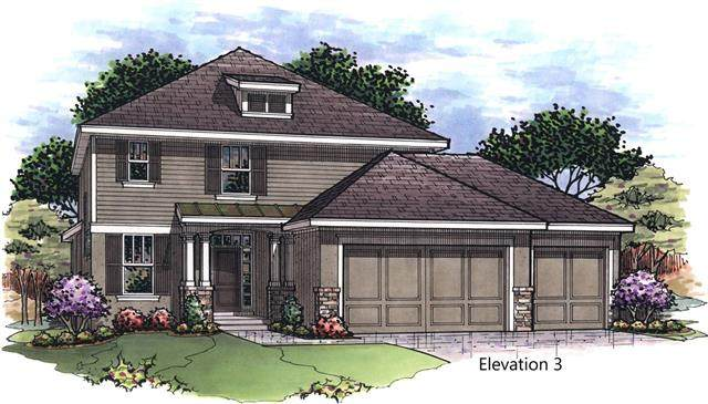 12538 S Hastings Street, Olathe, KS 66061 (#2344786) :: Ron Henderson & Associates