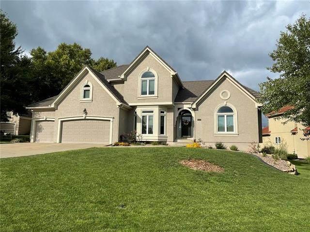 5520 NE Northgate Crossing, Lee's Summit, MO 64064 (#2345060) :: Dani Beyer Real Estate