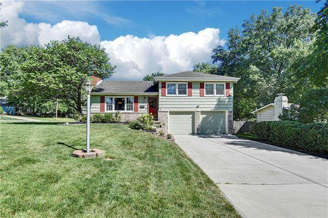 7701 Howe Drive, Prairie Village, KS 66208 (#2345097) :: Tradition Home Group | Compass Realty Group
