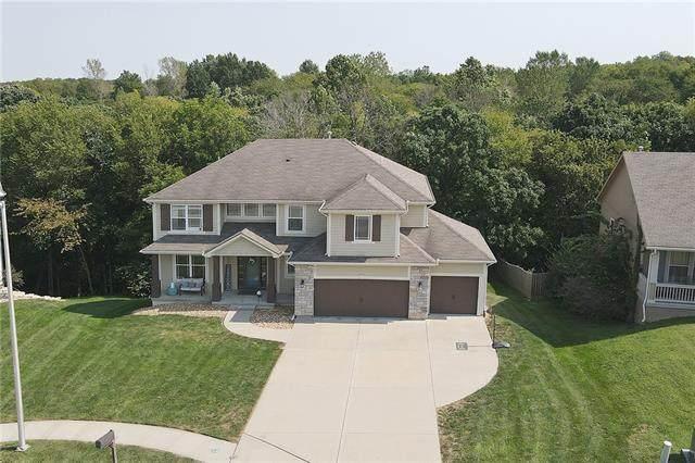 9221 N Garfield Avenue, Kansas City, MO 64155 (#2345255) :: Five-Star Homes