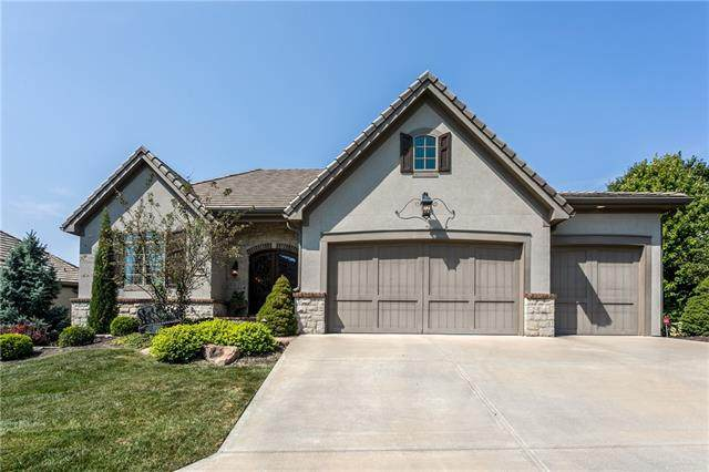 3744 W 105th Terrace, Leawood, KS 66206 (#2345282) :: Ask Cathy Marketing Group, LLC