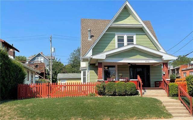 4312 Fairmount Avenue, Kansas City, MO 64111 (#2345323) :: The Kedish Group at Keller Williams Realty