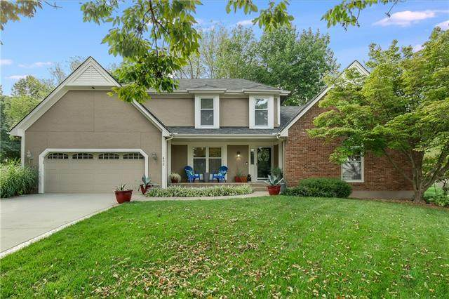 432 NW Cottonwood Drive, Lee's Summit, MO 64064 (#2345455) :: Tradition Home Group | Compass Realty Group