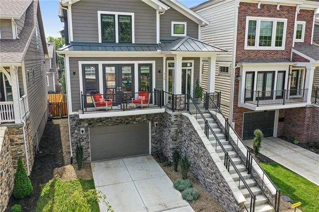 715 W 44th Terrace, Kansas City, MO 64111 (#2345481) :: Eric Craig Real Estate Team